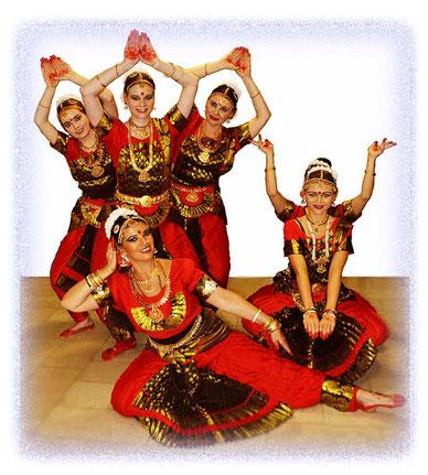 indische tanzen lernen, Bhakti Devi - Indische Tanzakademie