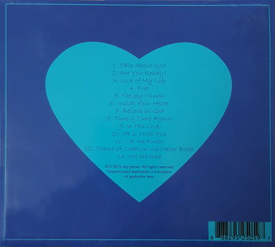 CD - back cover