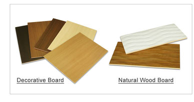 Decorative Board/Backing Materials
