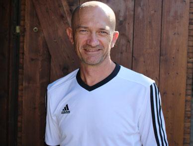 Unser Trainer der F-Junioren: Eddie Fröse