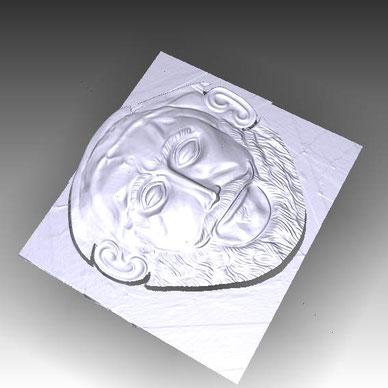 Máscara Agamenón