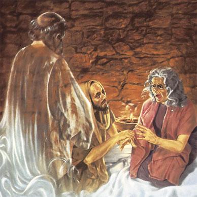Qui a réellement communiqué avec la femme qui invoque les esprits, la médium ou nécromancienne ou pythonisse d'Endor, à la demande de Saül ? Ce ne sont pas nos chers disparus qui communiquent avec les spirites.