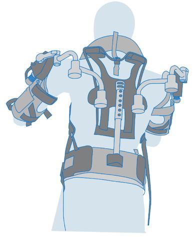 Bras exosquelette ZeroG