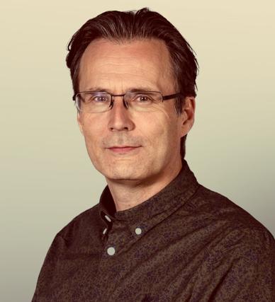 Portrait von Jan Lurvink