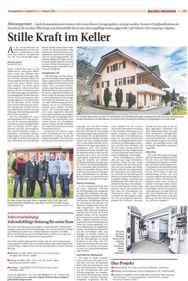Beitrag Bauen&Wohnen