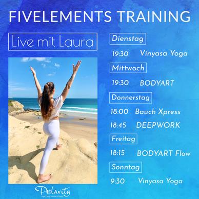 online yoga Kurse