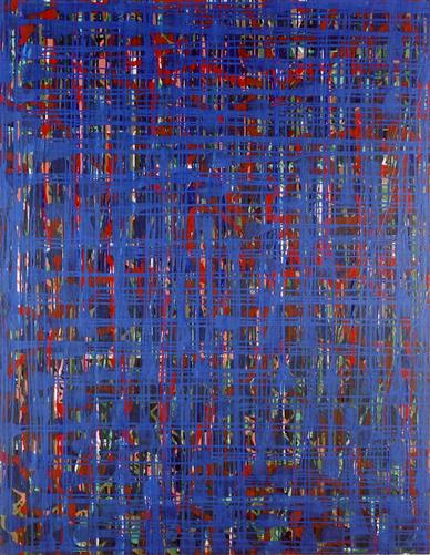 水場P.9   oil on canvas 145.5×112cm