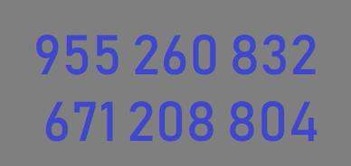 Teléfonos Servicio Técnico de Reparación
