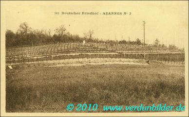 Deutscher Friedhof Azannes II.