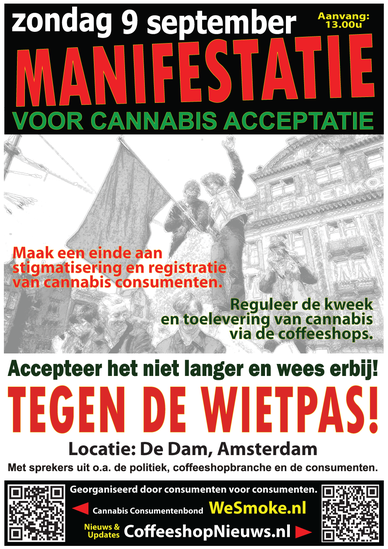 manifestation amsterdam
