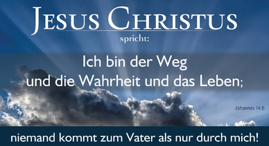 Gott jesus zu der weg Ist christliche