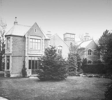 The Grange, now the John Taylor Hospice
