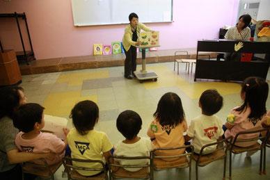 幼稚園 リトミック どれみ音楽教室 運動会