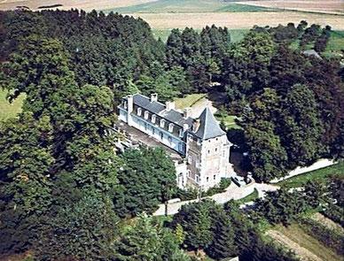 Le Château de Freineux (Yernée)