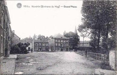 Place du Baty côté Ouest 1903