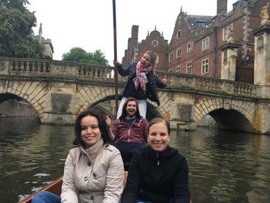 Un séjour linguistique en anglais pendant l'été 2018 en juillet et en août à Cambridge en angleterre pour des adolescents de 14 à 17 ans pour apprendre l'anglais