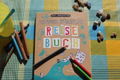 Kinder Künstler Reisebuch, Atelier Laborgemeinschaft. Beltz & Gelberg