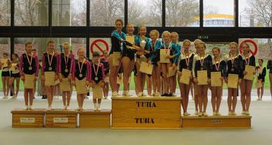 Sieger des Kieler Pokalturnen 2015