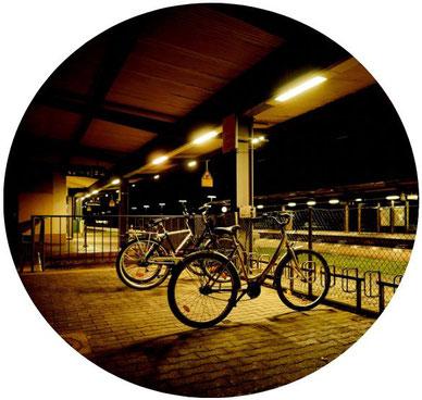 couché de soleil vélo occasion