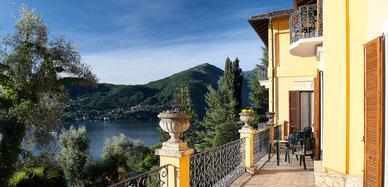 Villa La Collina in Cadenabbia (Foto: Odehnal/KAS-ACDP)