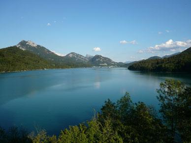 フッシュル湖