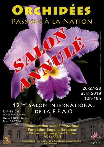 Affiche du Salon 2015