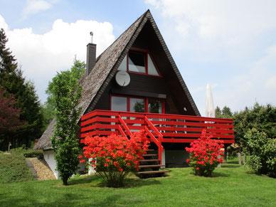 """Ferienhaus """"Zum Vennbiber"""" - Unser Urlaubsnest in der Erlebnisregion Eifel"""