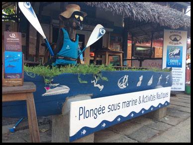 Club de plongée Mada-scuba