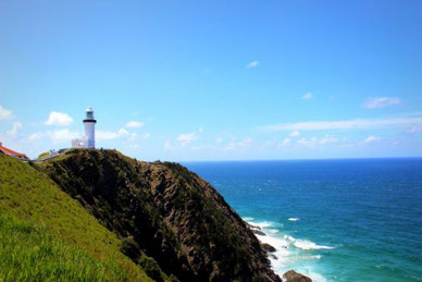 Cape Byron Lighthouse, Leuchtturm, New South Wales, Australien