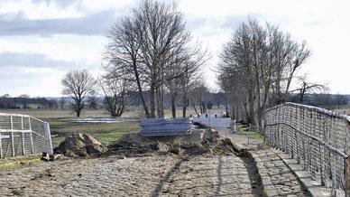 Blick von Lockstedt in Richtung Saalsdorf