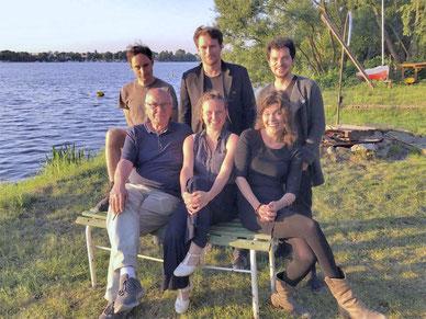 Ensemble Poetenpack 2018                 Fotografin: Constanze Henning