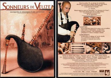 DVD Sonneurs de Veuze