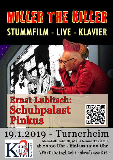 Plakat: Franz X. Müller