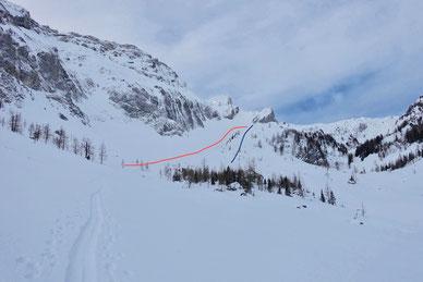 Skitour, Schweiz, Wildhorn, Wildhornhütte, Tagestour, Tagesskitour, Wildhorn an einem Tag, Lenk, BEO
