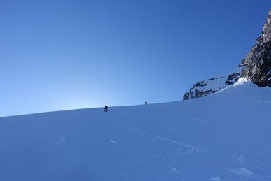 doldenhorn, Skitour, Skihochtour, Kandersteg, Tagestour, Doldenhornhütte