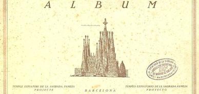 Саграда Фамилия в Барселоне - альбомы Храма