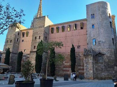 """Экскурсия """"Крепостные стены Барселоны"""""""