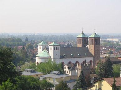 St.Georg-Kirche Bensheim