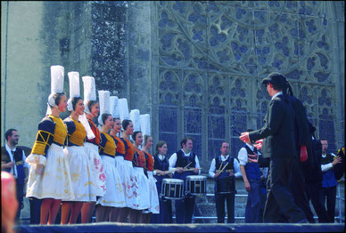 la fête des brodeuses à Pont-L'Abbé © CRT
