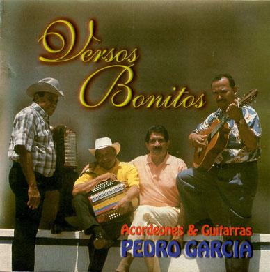 Discos Arhuaco, Versos Bonitos - Pedro García - 2000.