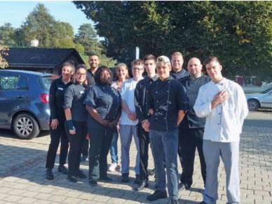 Das neue Team für den Mahlzeitendienst Gossau. Bild: Doris Fischer