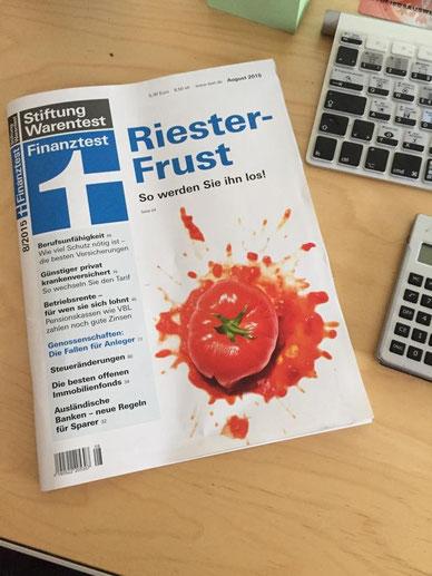 Rüsselsheim Versicherungen - Versicherungsmakler Rüsselsheim - Riesterrente - Rüsselsheim Versicherungsberatung
