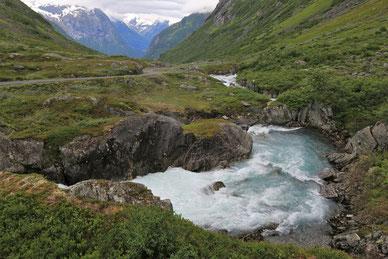 Landschaftsrouten Norwegen, Gamle Strynefjellsvegen