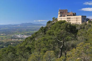 Ermita de Sant Salvador, Mallorca