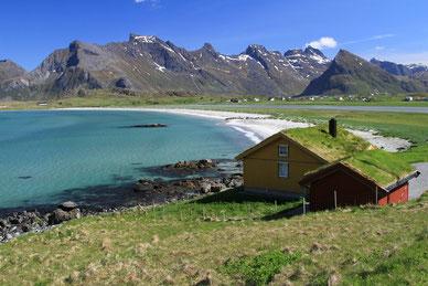 Landschaftsrouten Norwegen, Lofoten