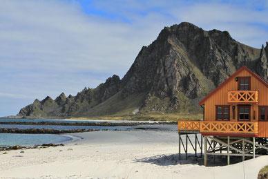 Landschaftsrouten Norwegen, Andøya