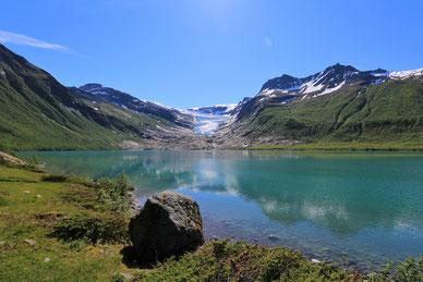 Landschaftsrouten Norwegen, Helgelandskysten