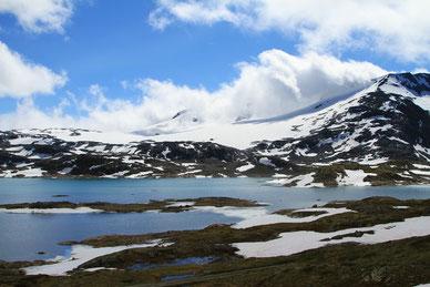 Landschaftsrouten Norwegen, Sognefjellet