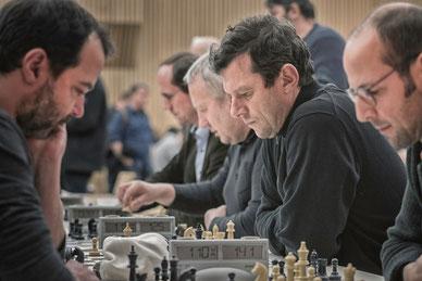 11.Platz für die zweite Mannschaft mit Joachim Dornauer, Gerald Herndl, Rudi Trauner und Hans Weilguni