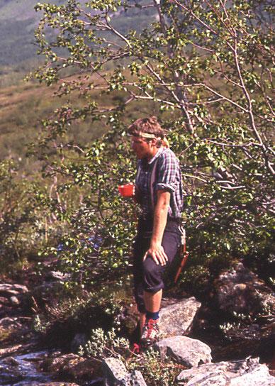 Klaus Heyne - Jotunheimen 1987